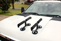 2 + 2 Magnetic Rod Rack, MRT2+2-FP-BRC - Product Image