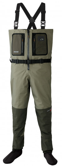 Aquaz Dryzip Chest Wader - Product Image