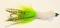 Big Moal Baitfish, White/Chartreuse - Product Image