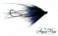 Brett's Klamath Intruders, Black/Blue - Product Image