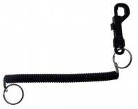 Bungee Coil Cord Lanyard - Product Image