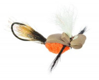 DRAGON GURGLER Orange, size 4 - Product Image