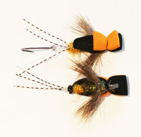 Dancing Leg Skating Tube Caddis - Product Image