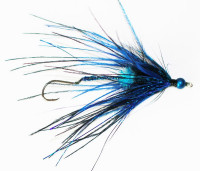 Fish Taco Supreme, Blue and Black Tipped - Product Image