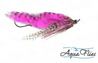 Hartwick's Tungsten Cyclops Leech, Pink - Product Image