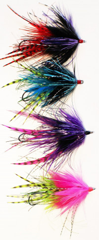 Neo Skagit Leech with Rubber Legs - Product Image