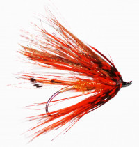 Orange October Spey - Product Image