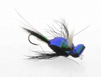 Quigley's Dragon Gurgler Iridescent - Black - Product Image