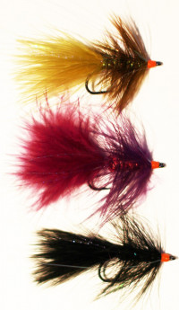 Steelhead Woolly Buggers - Product Image