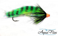 Stu's Bunny Hare Leech Tube, Chartreuse Tiger - Product Image