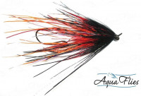 Stu's Ostrich Intruders, Orange/Black - Product Image