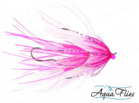 Stu's Rhea Intruders, Fuchsia/White - Product Image