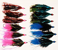 Winter Steelhead Moal Fly Collection - Product Image
