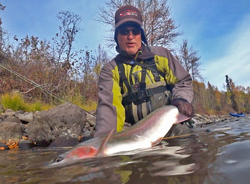 Dave Robinson, Bulkley River Steelhead