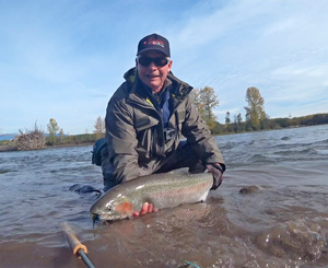 Bulkley River Steelhead