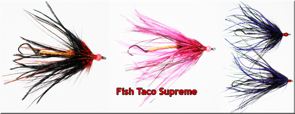 Fish Taco Supreme Steelhead Fly