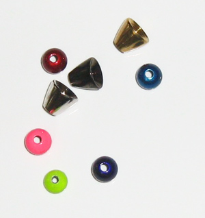 Custom Select Bead and Conehead colors