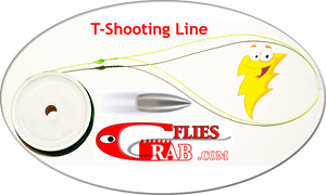 Shooting Line, Running Line for Spey Lines, Skagit Lines