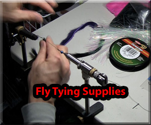Fly Tying Supplies, Steelhead