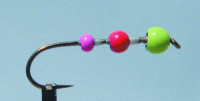 Hot Beads, Hot Pink - Product Image