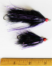 Summer Purple Flash Moal Leech - Product Image
