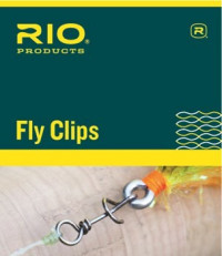 Fly Twist Clips, Size 3 - Product Image