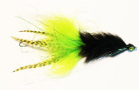 Big Moal Baitfish, Black/Chartreuse - Product Image