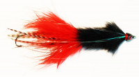 Big Moal Baitfish, Black/Red - Product Image