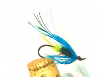 Blue Charm, custom tied - Product Image