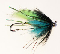Chartreuse Tiger Truder - Product Image