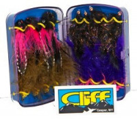 Cliff's Articulator Fly Box - Product Image