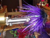 Fish Magnet Summer Series, Purple - Product Image