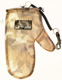 Fish Tailing Mitt - Product Image