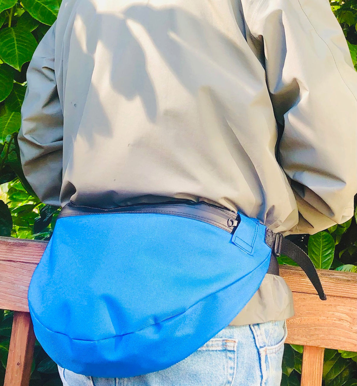 example - older model Water Proof Wading Waist Pack