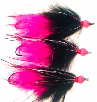 Great Lakes Steelhead Moal Fly - You Create Collection of 12 - Product Image