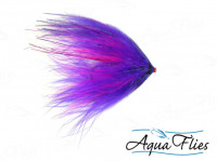 Hartwick's Marabou Tube, Fuschia/Purple - Product Image
