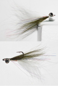 Mini Clouser Fly - Product Image