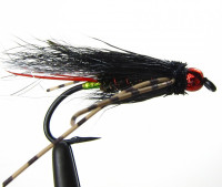 Morrish's Half Breed, Red Head, Steelhead Fly - Product Image