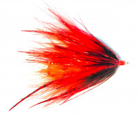 Neo Skagit Leech, Red/Orange - Product Image