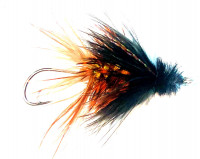 October Caddis Swing Leech, Natural - Product Image