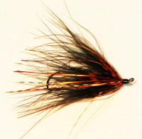 October Caddis Swing Leech - Product Image