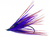 Purple Spey Spider With Pheasant - Product Image