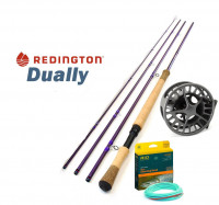 Redington Dually II Spey Fly Rod, Seven Weight, Complete Package - Product Image