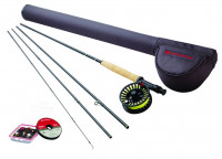 Redington Rod, Reel, Line Combo, 5 Weight Fly Rod - Product Image