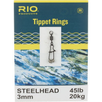 Rio STEELHEAD TIPPET RING 10-PACK SIZE LARGE - Product Image