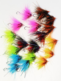 Steelhead Marabou Tube Flies - Product Image