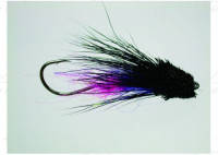 Strung Out Skater, Black, Purple, and Pink - Product Image