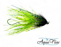 Stu's Barred Ostrich Intruder, Chartreuse/Black - Product Image