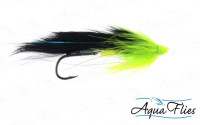 Stu's Bunny Hare Leech Tube, Black/Chartreuse - Product Image