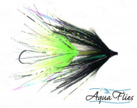 Stu's Chinook Intruders, Black/Chartreuse - Product Image